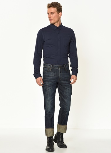 Jack & Jones Jean Pantolon | Clark - Regular Mavi